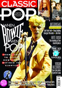 ERASURE - Classic Pop Magazine (2013)