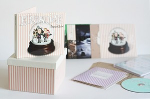 ERASURE - Snow Globe Album Box Set 2013