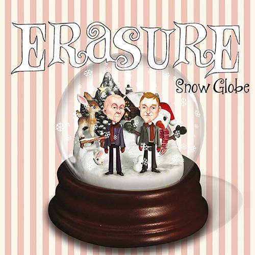 ERASURE - Snow Globe album (2013)