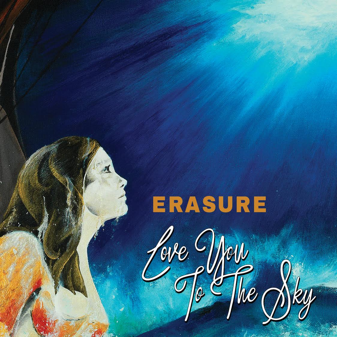 ERASURE - Love You To The Sky EP