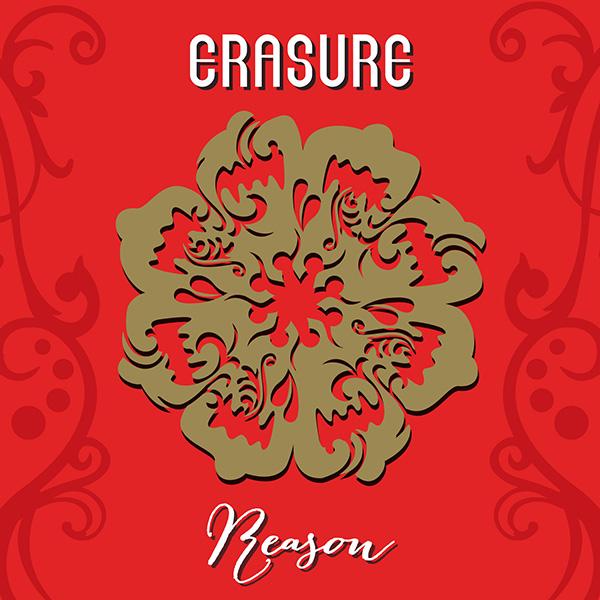 ERASURE - Reason CD Single (2014)
