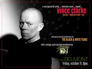 VINCE CLARKE - Austin Belmont DJ Set (2013)