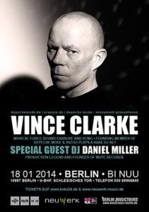 VINCE CLARKE - Berlin Bi Nuu (DJ Set)