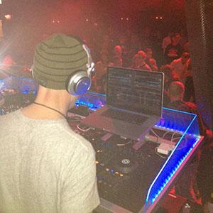 VINCE CLARKE - DJ Debut, Dallas (2013)